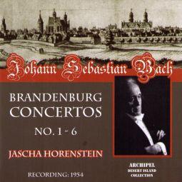 Bach, JS.: Brandenburg Concertos Nos 1-6