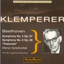 Beethoven: Symphonies Nos. 5 & 6 (1951)