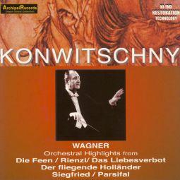 Wagner: Overtüren und Orchester Highlights