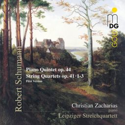 Piano Quintet Op. 4/String Quartets Op.41