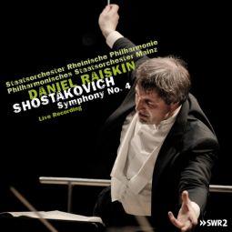 Dmitri Shostakovich, Symphony No. 4 in C Minor Op. 43