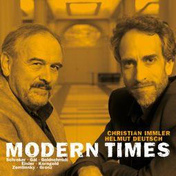 MODERN TIMES - Songs by Schreker, Gál, Goldschmidt, Eisler, Korngold, Zemlinksy
