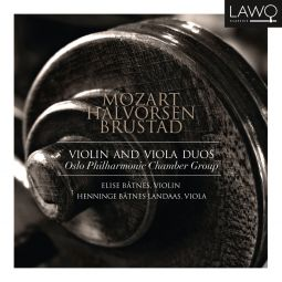 Violin And Viola Duos