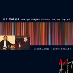 Wolfgang Amadeus Mozart, Sonate Per Pianoforte E Violino K. 296 . 301 . 303 . 306