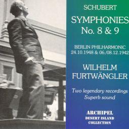 Schubert: Symphonies Nr. 8 & 9