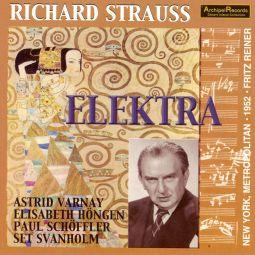 Strauss: Elektra (Met 18.2.1952)