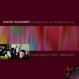 August Klughardt, String Quartet in F Op 42 & Piano Quintet in G Minor Op. 43