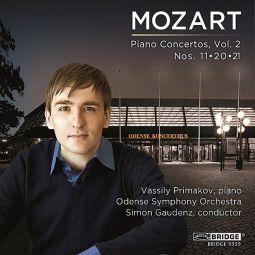 Piano Concertos Vol.2, Nos.11, 20 & 21