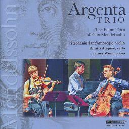 The Piano Trios Of Felix Mendelssohn
