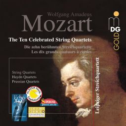 The Ten Celebrated String Quartets