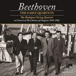 The Early Quartets