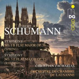 Symphonies No. 1   3