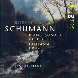 Sonate No.1 Op.11/Fantasie Op.17