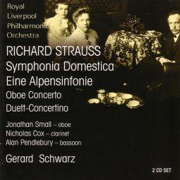 Symphonia Domestica Oboe Concerto