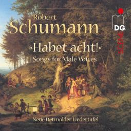 Habet Acht, Songs For Male Voices