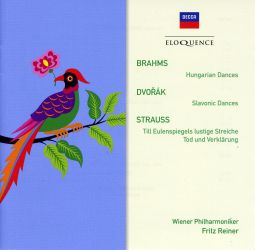 Brahms, Dvorák, Strauss
