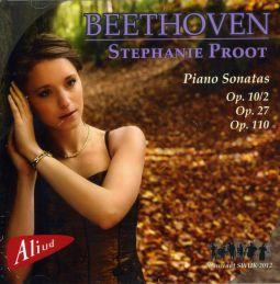 Beethoven Piano Sonatas Op. 10/2, 27, 110