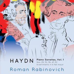 HAYDN Piano Sonatas, Vol. 1