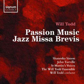 Will Todd Passion Music