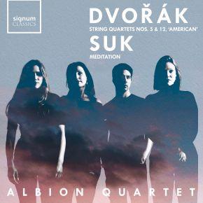 Dvořák Quartets Nos. 5 & 12,