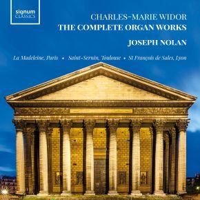 Charles-Marie Widor The Complete Organ Works