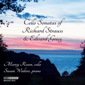 Cello Sonatas of Richard Strauss and Edvard Grieg