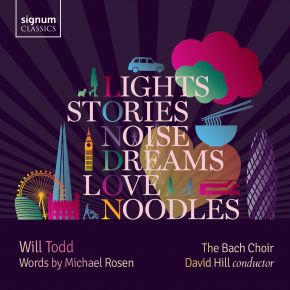 Lights, Stories, Noise, Dreams, Love, Noodles