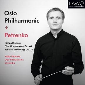 Eine Alpensinfonie, Op. 64 / Tod und Verklärung, Op. 24