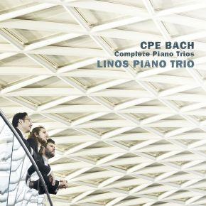 CPE BACH Complete Piano Trios