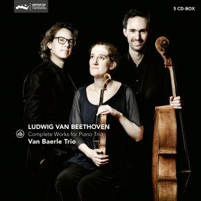 Complete Works for Piano Trio (box set)