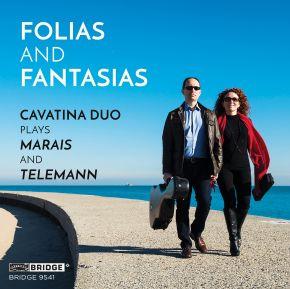Folias and Fantasias