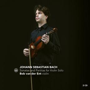 Sonatas and Partitas for Violin Solo