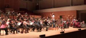 Reportage RTV Oost, Nederlands Symfonie Orkest