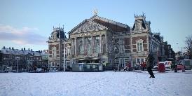 Concertgebouw debut