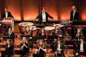 Conducting Netherlands Student Orchestra 2021