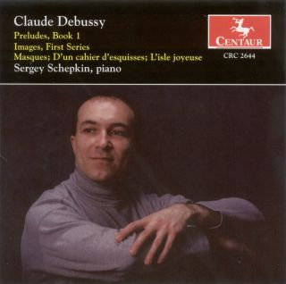 Debussy, C.: Preludes, Book 1 / Images, Series 1