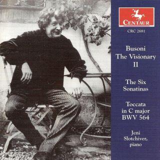 Busoni, F.: Piano Music (The Visionary, Vol. 2)