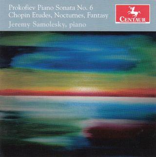 Prokofiev & Chopin: Piano Works