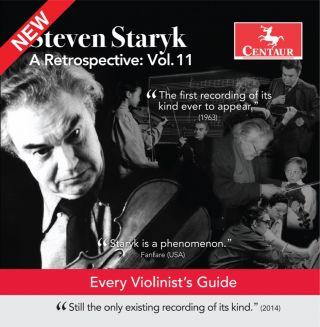 A Retrospective, Vol. 11: Every Violinist