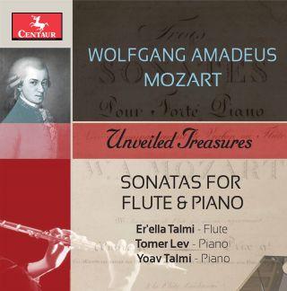 Mozart: Sonatas for Flute & Piano