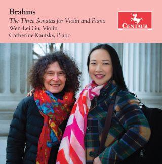 Brahms: The 3 Sonatas for Violin & Piano