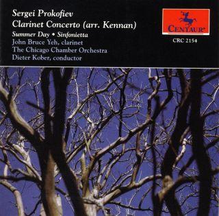 Prokofiev: Summer Day - Sinfonietta - Flute Sonata, Op. 94