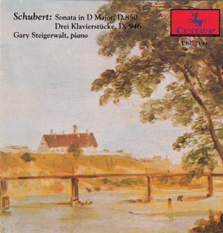 Schubert: Piano Sonata No. 17, D. 850 & 3 Klavierstücke, D. 946