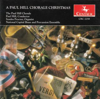 A Paul Hill Chorale Christmas