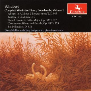 Schubert, F.: Piano Music, 4 Hands (Complete), Vol. 1