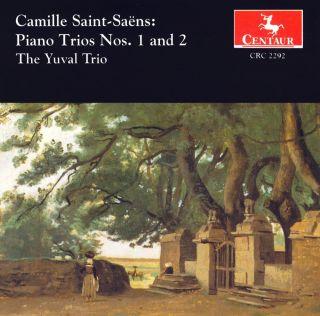 Saint-Saens, C.: Piano Trios Nos. 1 and 2