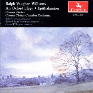 Vaughan Williams: An Oxford Elegy - Epithalamion