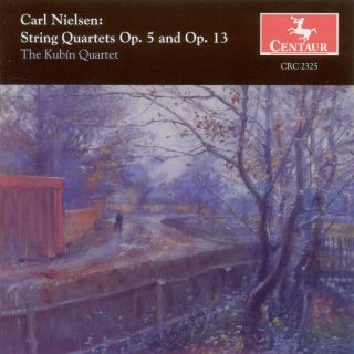 Nielsen, C.: String Quartets, Opp. 5 and 13