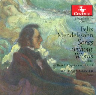 Mendelssohn, Felix: Songs Without Words / Rondo Capriccioso