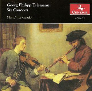 Telemann, G.P.: 6 Concerts Et 6 Suites (Music
